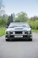1988 Aston Martin V8 Vantage Volante 6.3-Litre Convertible  Chassis no. 15728 Engine no. V8/580/5728/X