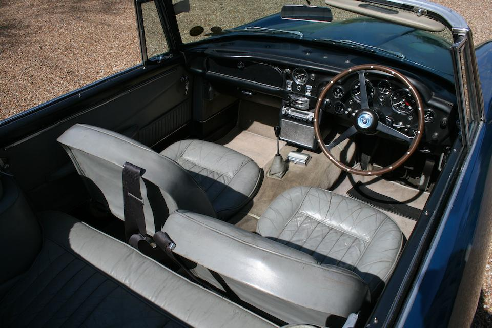 Two owners from new,1965 Aston Martin DB5 Convertible  Chassis no. DB5C/1906/R Engine no. 400/1909