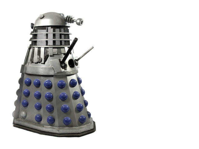 Cut away Dalek