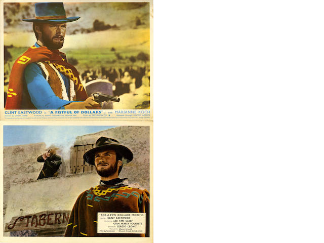 A large collection of lobby cards, front of house stills and campaign books, many relating to Westerns and British Comedy films,   titles including;quantity