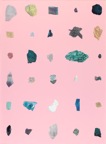 Damien Hirst (British, born 1965) Untitled from 'London, Group Portfolio' Screenprint, 1992, printed in colours, on Somerset, signed and numbered 61/65 in pencil on the reverse, published by the Paragon Press, London, 850 x 615mm (33 1/2 x 24 1/4in)(SH)