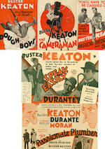 A collection of fifteen 1920's and 1930's Heralds, many relating to comic actors Buster Keaton, Harold Lloyd, Charlie Chaplin and Laurel and Hardy, titles including:15
