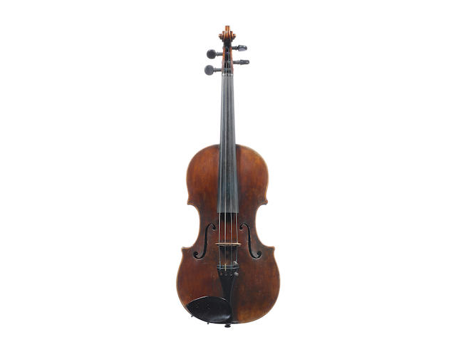 A Viola of the Kloz School circa 1820 (3)
