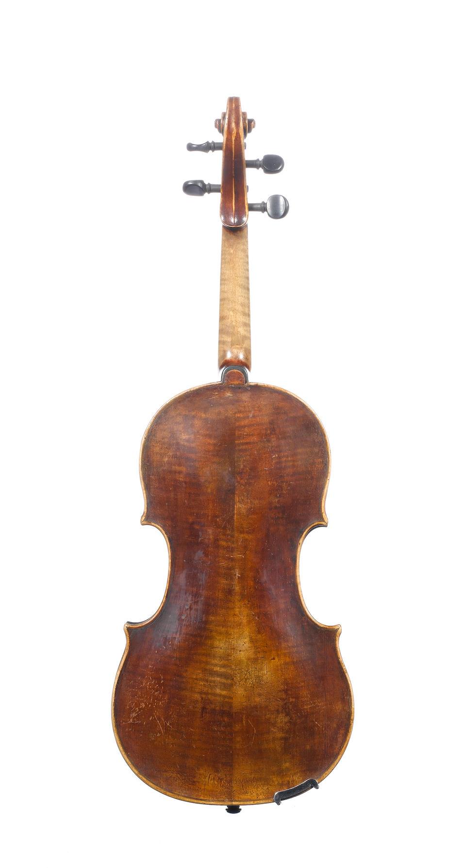 A Viola of the Kloz School circa 1820 (3)
