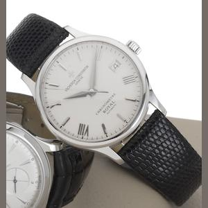 Vacheron Constantin. A fine 18ct white gold automatic wristwatch Chronometre Royal, Case number 47021, movement number 847443, Recent