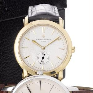 Vacheron and Constantin. A fine 18ct gold manual wind wristwatch Malte Grande Classique, Ref No: 81000, Movement No: 925279, Case No: 748500, sold 15th June 2001