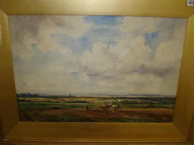 J Herbert Snell - A Breezy Day