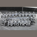 1966 full England squad hand signed photograph