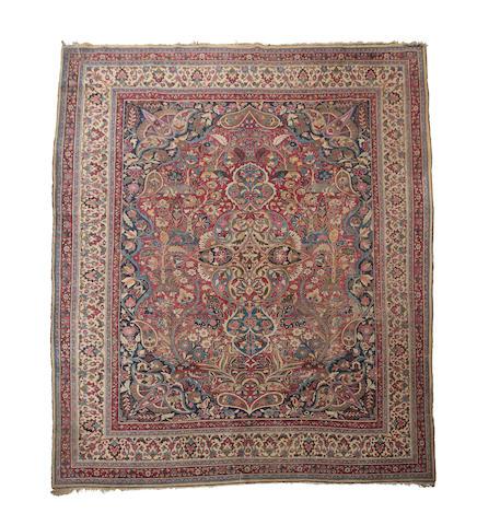 A Meshed carpet  490cm x 363cm