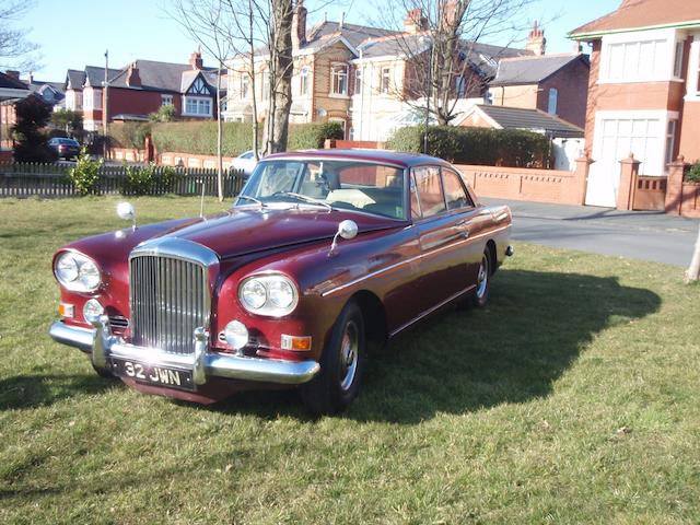 1963 Bentley S3 Continental Coupé  Chassis no. BC142XA Engine no. 71ABC
