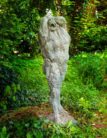 Michael Ayrton (British, 1921-1975) Evolution of The Minotaur 170 cm. (67 in.) high