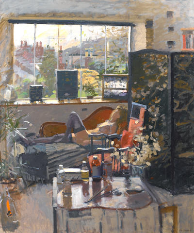Ken Howard, R.A. (British, born 1932)