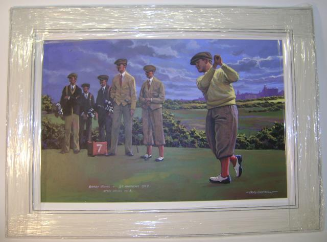Campbell, Craig: Bobby Jones St. Andrews 1927