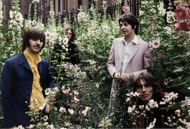 Tom Murray: 'Flower Power II', The Beatles, 28th July 1968,