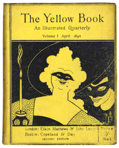 YELLOW BOOK The Yellow Book. An Illustrated Quarterly, 13 vol. (all published)