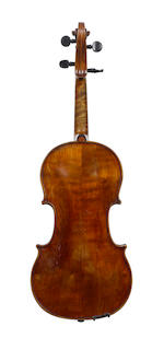 An Italian Violin by  Joseph and Antonio Gagliano, Naples,  1801 (2)