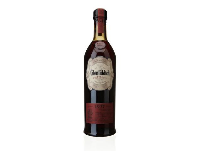 Glenfiddich-64 year old-Vintage 1937