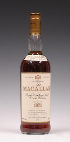The Macallan-18 year old-1971