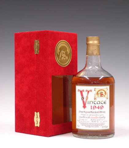 Macallan-40 year old-1949