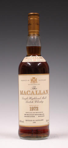 The Macallan-18 year old-1972