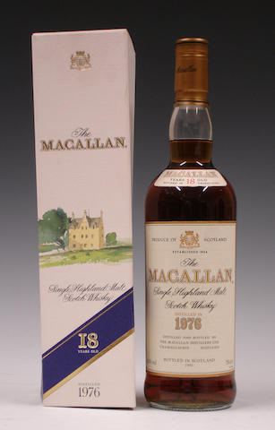 The Macallan-18 year old-1976