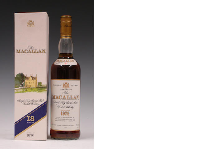 The Macallan-18 year old-1979