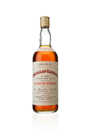 Macallan-Glenlivet-15 year old-1961
