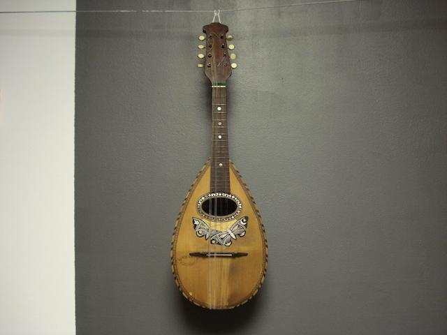 A Mandolin by Alfredo Albertini (2)