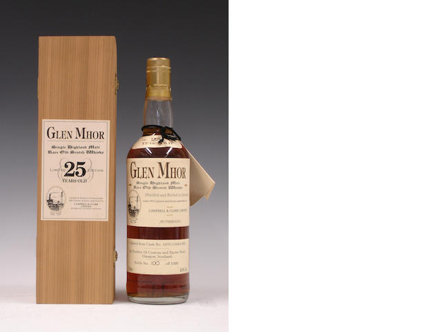 Glen Mhor-25 year old-1970