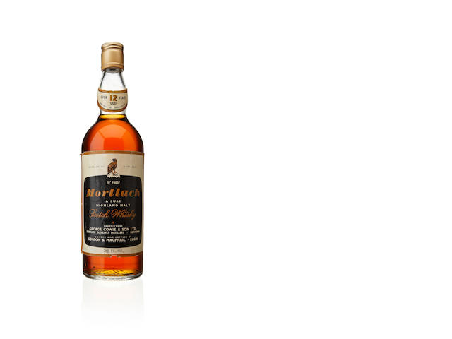 Mortlach-Over 12 year old