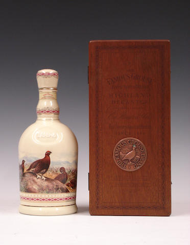 The Famous Grouse Highland Decanter