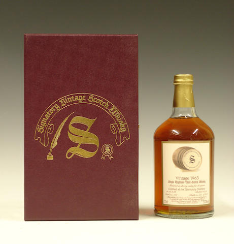 Glenlochy-30 year old-1963