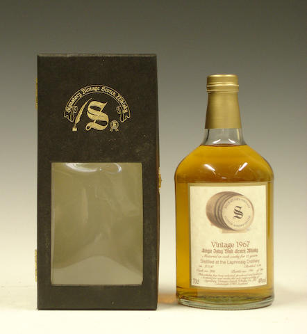 Laphroaig-27 year old-1967