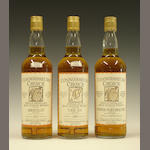 Aberfeldy-1975Caol Ila-1980North Port-Brechin-1970