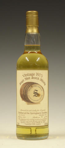 Springbank-18 year old-1975