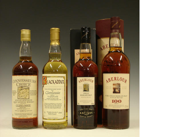 Glenlossie-1971Glenlossie-16 year old-1980Aberlour AntiqueAberlour Original Strength
