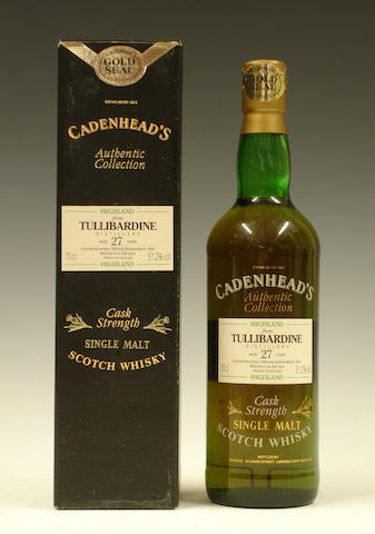 Tullibardine-27 year old-1964