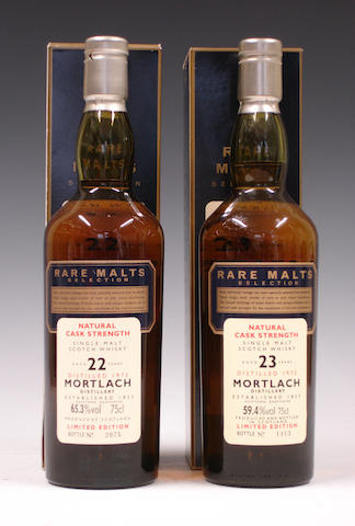 Mortlach-22 year old-1972Mortlach-23 year old-1972