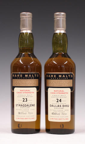 St. Magdalene-23 year old-1970Dallas Dhu-24 year old-1970
