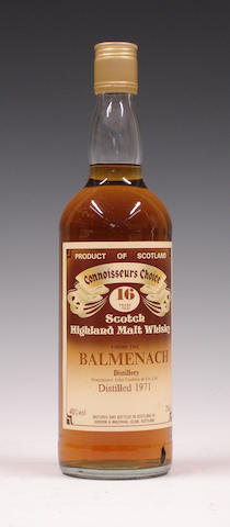 Balmenach-16 year old-1971