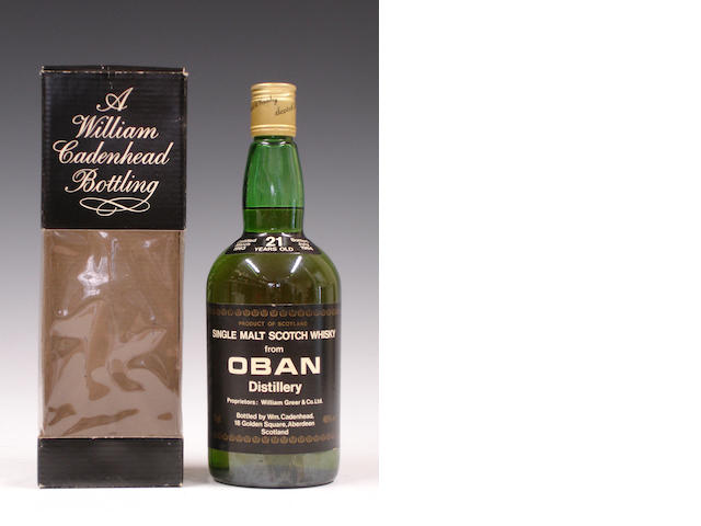 Oban-21 year old-1963