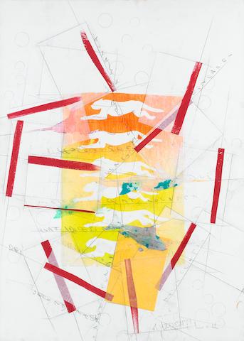 Alighiero Boetti (Italian, 1940-1994) Untitled