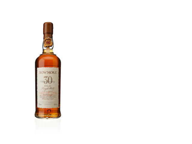 Bowmore-30 year old-1963