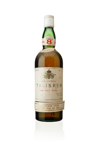 Talisker-Over 8 year old
