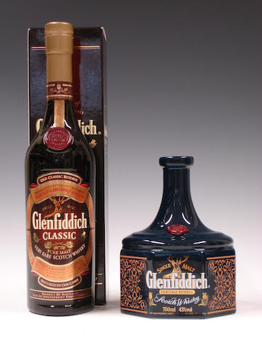 Glenfiddich ClassicGlenfiddich Heritage Reserve