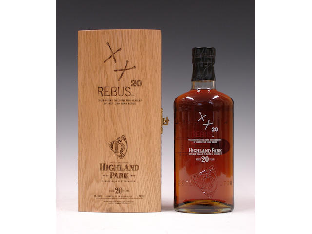 Highland Park Rebus-20 year old