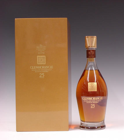 Glenmorangie-25 year old