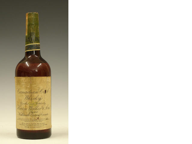 Canadian Club-Bottled 1945