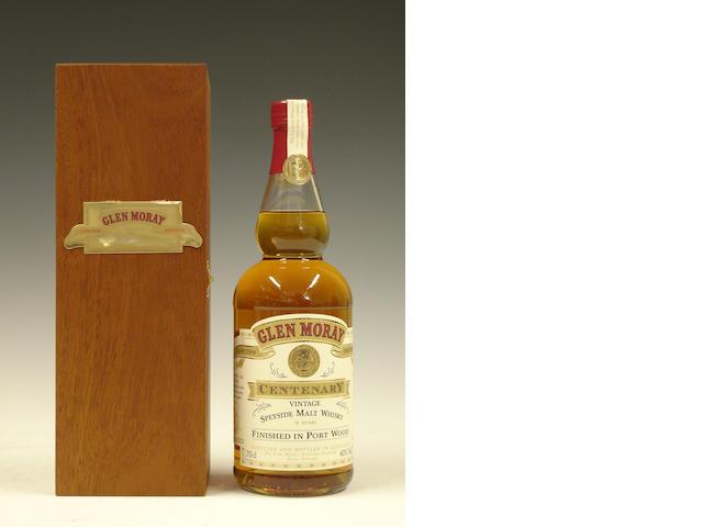 Glen Moray Centenary