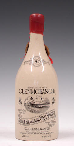 Glenmorangie Sesquicentennial-21 year old